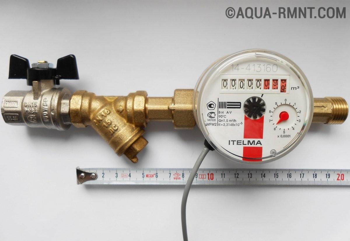 Нужна ли лицензия для установки счётчиков воды