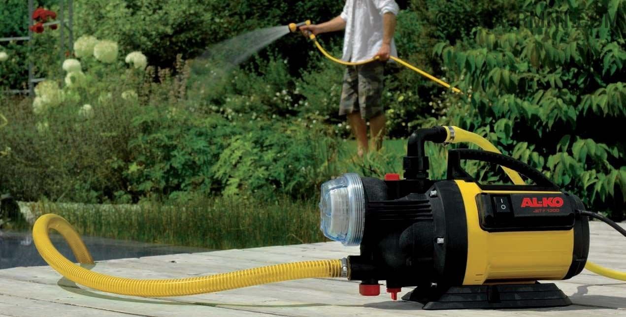 Какой насос выбрать для подкачки воды
