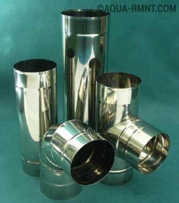 Элементы труб