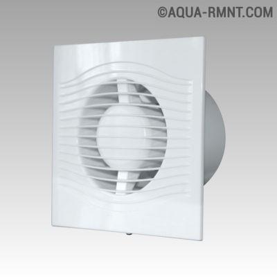 Осевой вентилятор для вытяжки