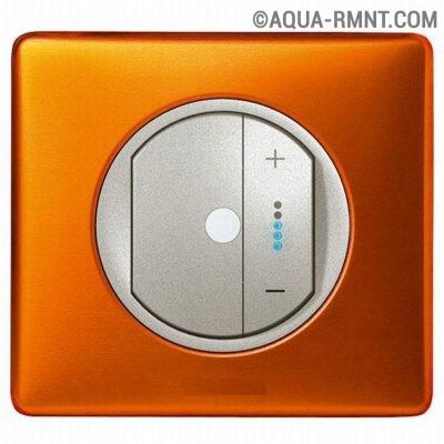 Диммер с кнопочным управлением