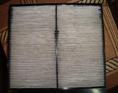 Кассетный жироулавливающий фильтр