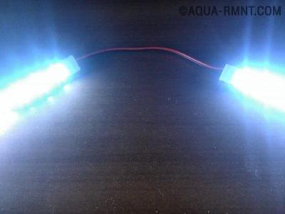 Светящиеся светодиодные ленты