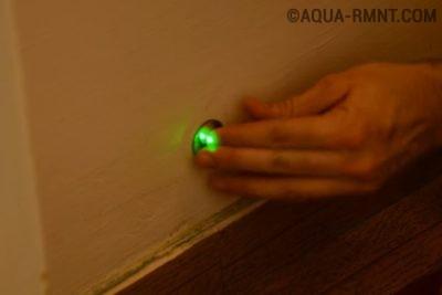 Приёмник лазерного луча