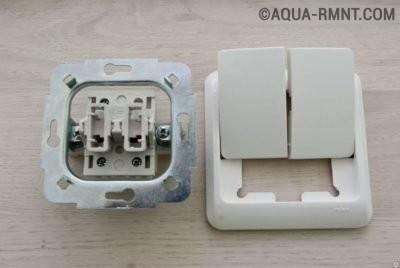Выключатель внутренней установки