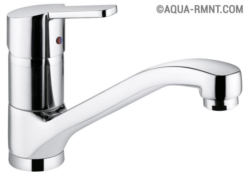 Что делать, если подтекает холодная вода из однорычажного смесителя