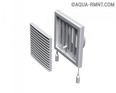 Решётка для вентиляции