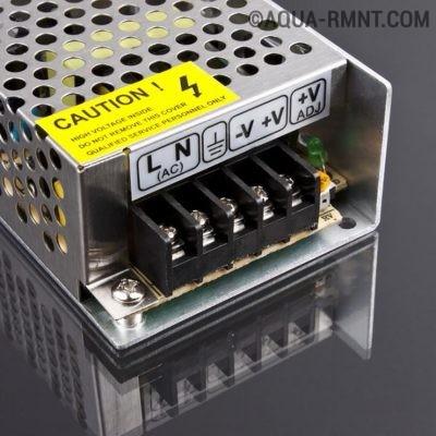 Лицевая панель блока питания для светодиодной ленты
