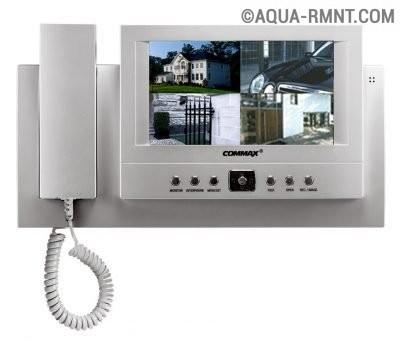 Индивидуальный видеодомофон