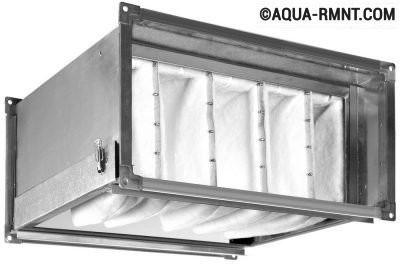Фильтр тонкой очистки для приточной вентиляции