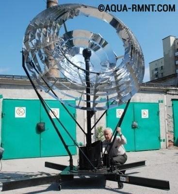 Гелиоконцентратор