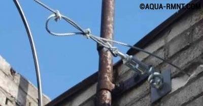 Натяжитель для кабеля