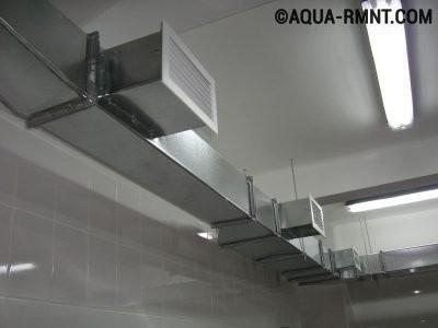 Приточная вентиляция в помещении