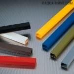 Разноцветные кабель-каналы