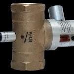 Запорный газовый клапан