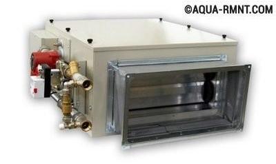Воздухонагреватель для вентиляции