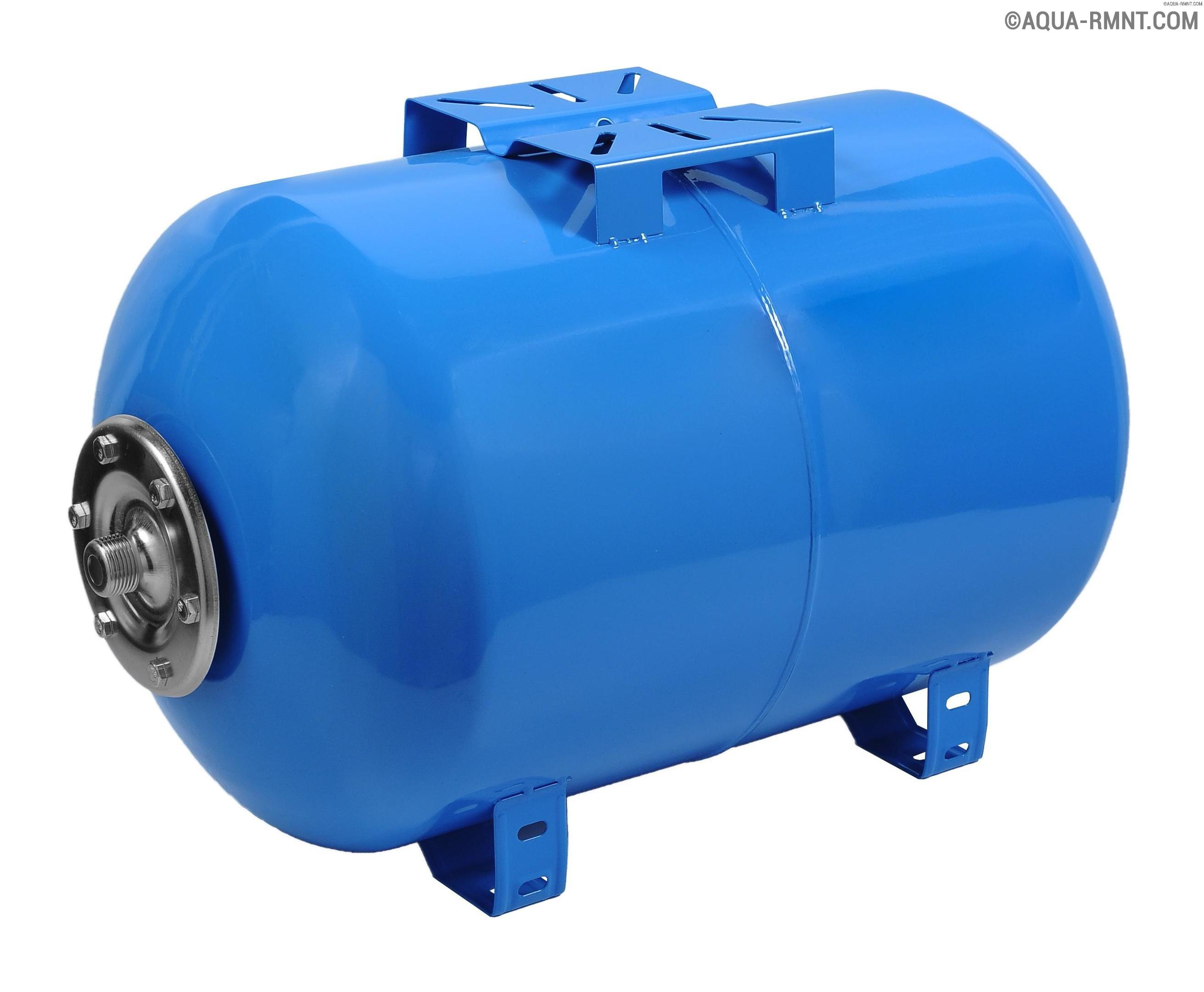 Что делать, если происходит утечка воздуха в гидроаккумуляторе Varem