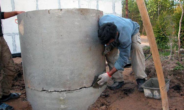 Гидроизоляция штукатуркой снаружи колодца