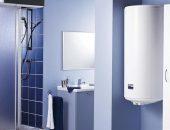 Электрический водонагреватель в ванной