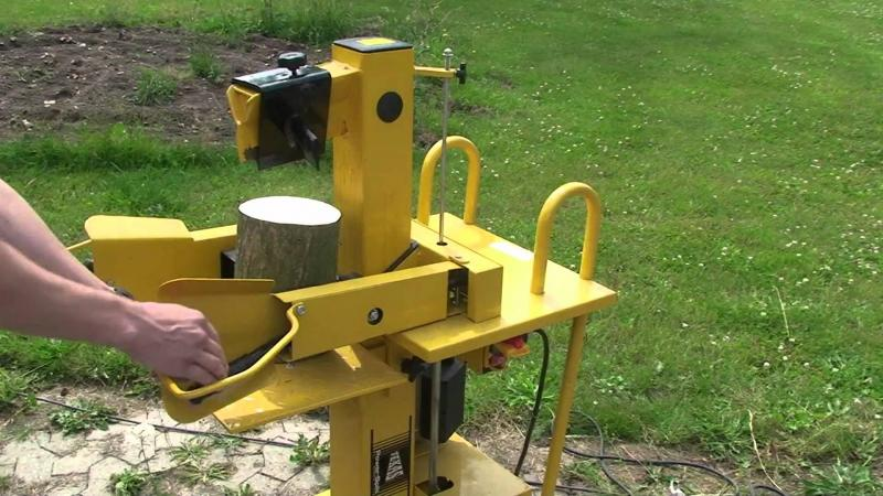 Изготовление дровокола своими руками
