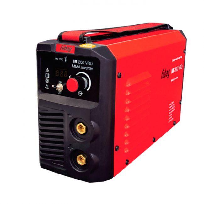 Инверторный сварочный аппарат Fubag IR 200 VRD
