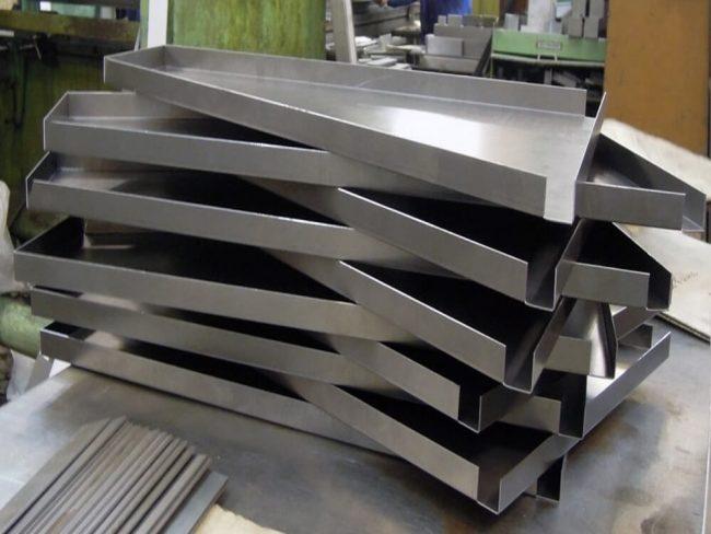Готовое изделие из листового металла