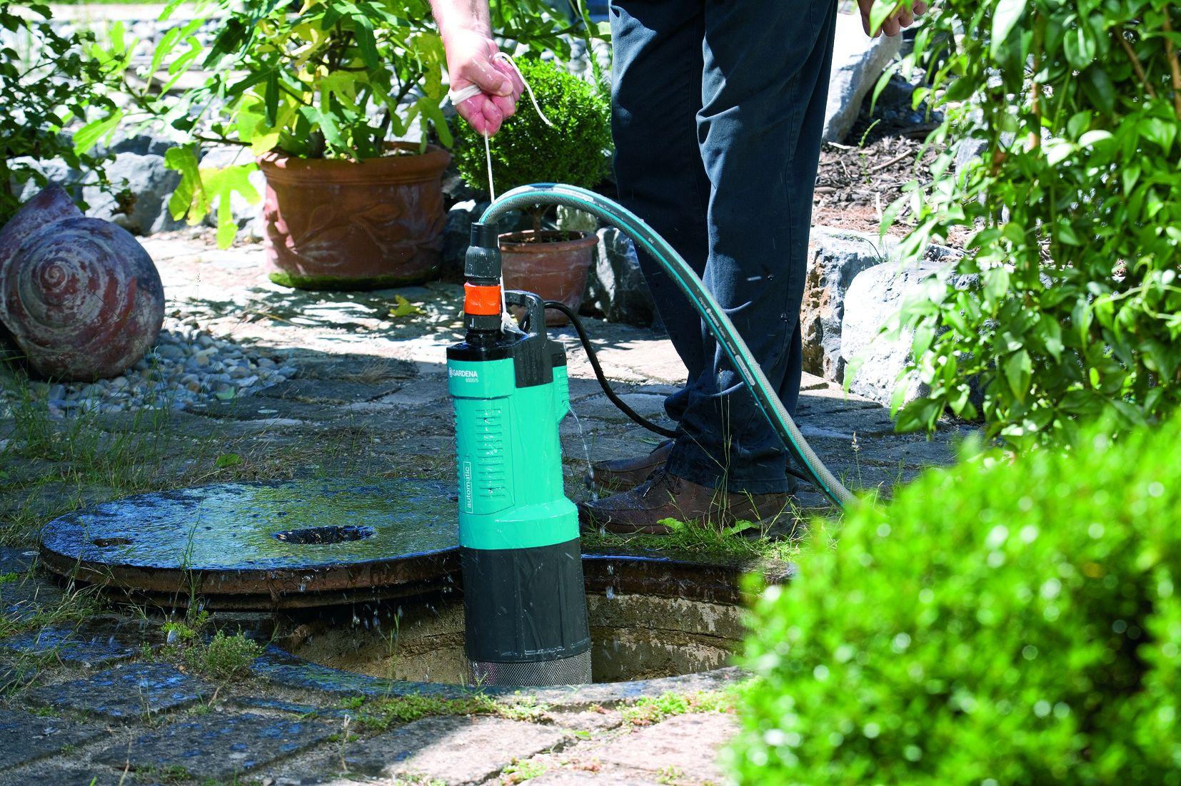 Какой насос нужен для подачи воды из колодца в дом