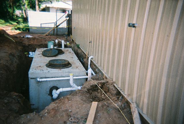 Жироулавлиатель для канализации