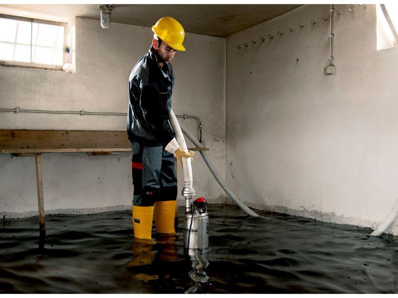 Что делать, если в подвале частного дома грунтовые воды