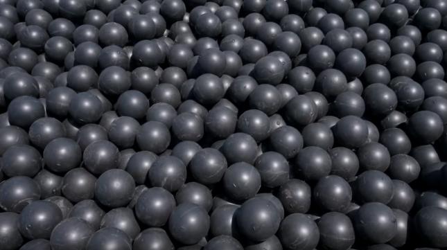Чёрные шарики