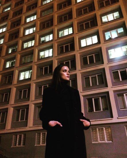возлюбленная Тимы Белорусских