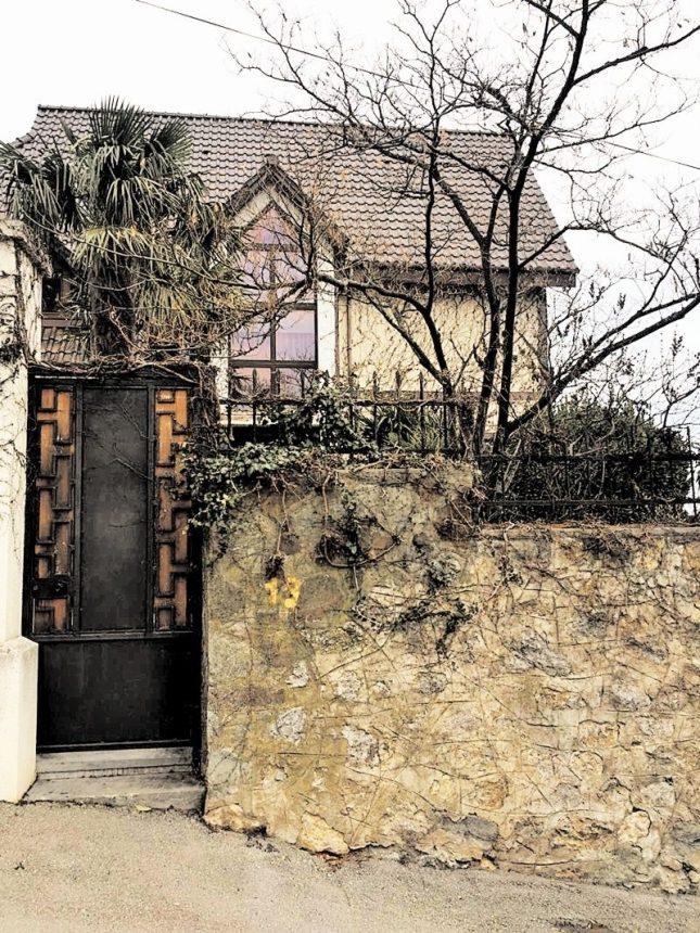 дом в посёлке Никита