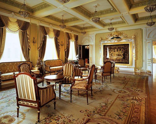 дом Патриарха Кирилла