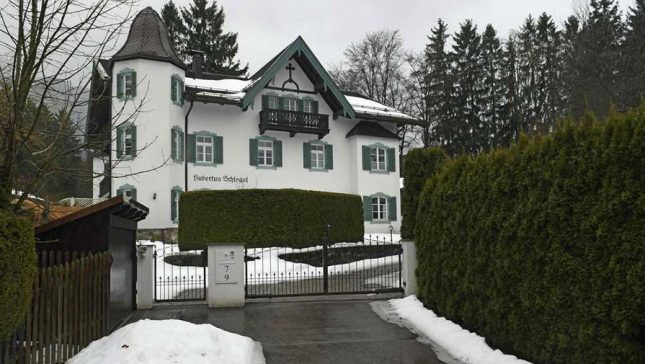 дом Михаила Горбачёва