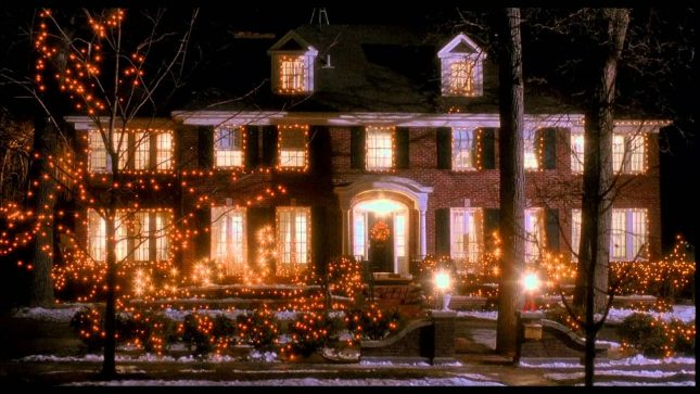 дом из фильма «Один дома»