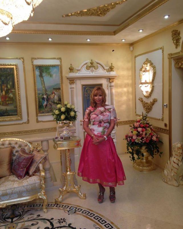 Дом Маши Распутиной