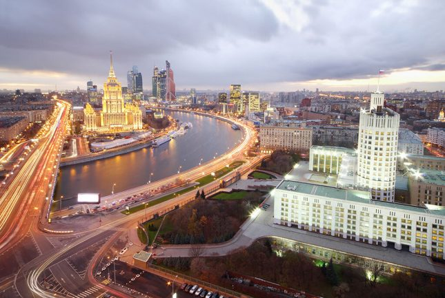 район, где живёт Сергей Жуков