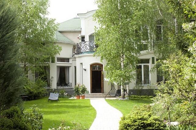 дом Дмитрия Маликова
