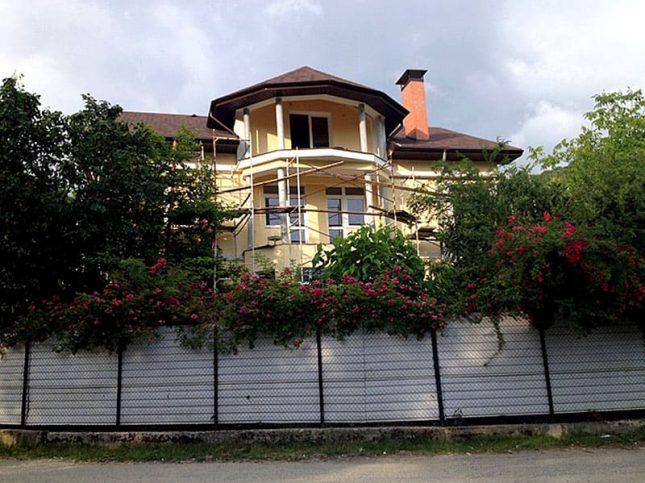дом Стаса Михайлова