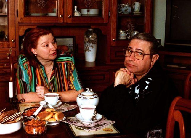 Евгений Петросян с бывшей женой
