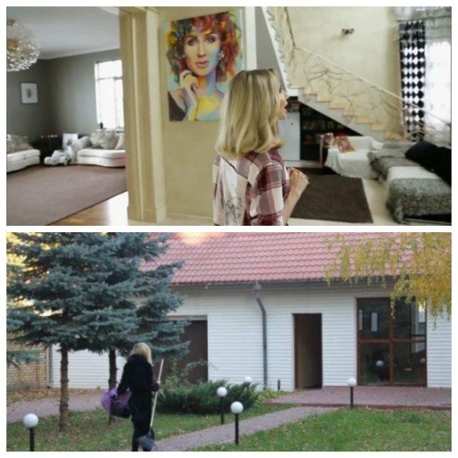 Где сейчас живёт Светлана Лобода