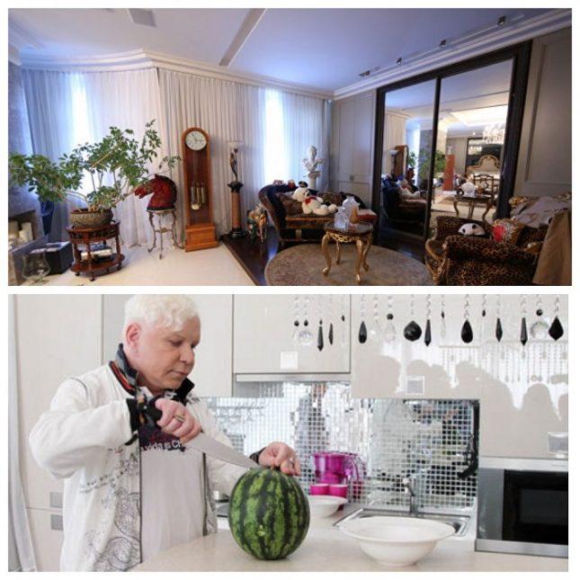 Где сейчас живёт Борис Моисеев