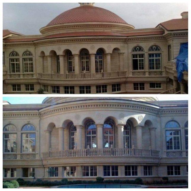 Дом Рамзана Кадырова — где сейчас живет глава Чеченской Республики