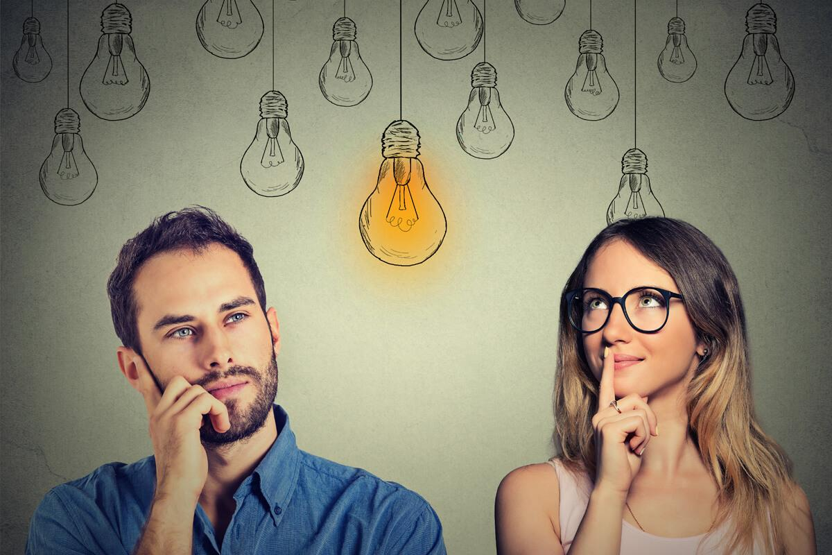 Тест: какого пола ваше мышление, мужского или женского?