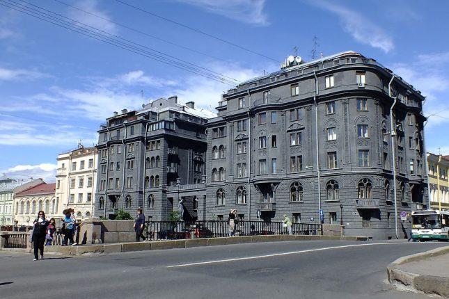 Дом Сергея Шнурова