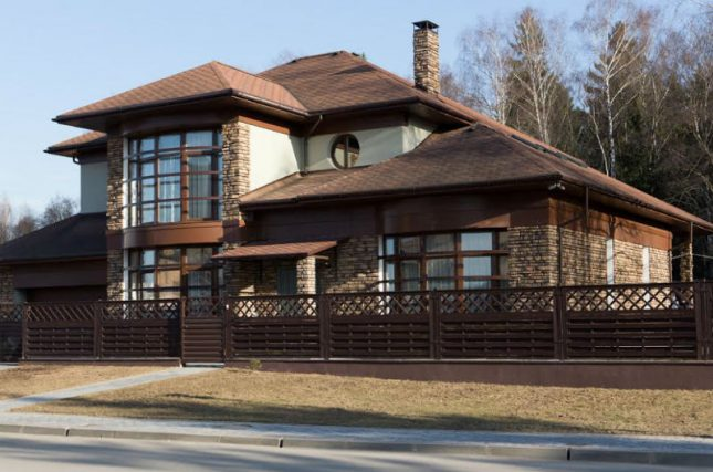дом Димы Билана