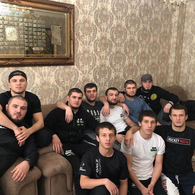 дом Хабиба Нурмагомедова