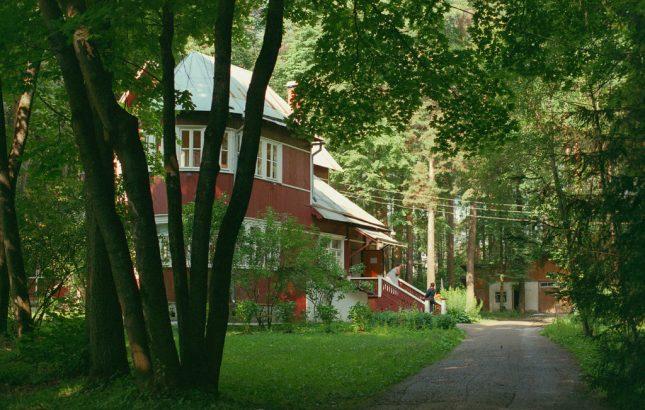 дача Ренаты Литвиновой