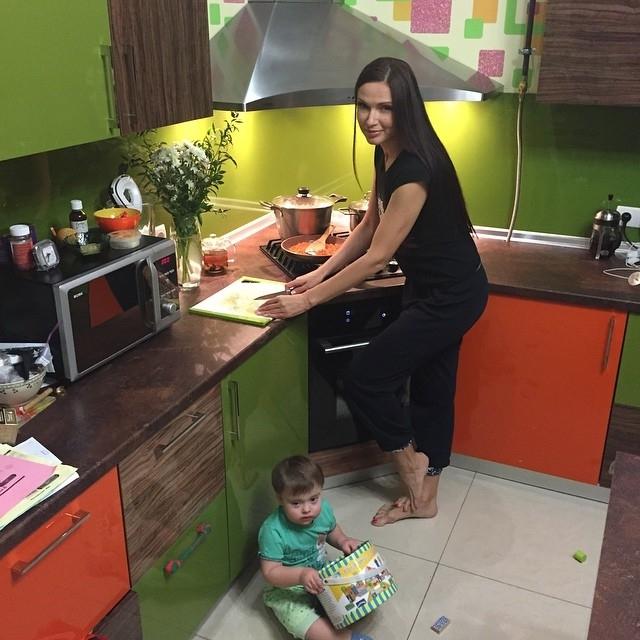 кухня Эвелины Блёданс