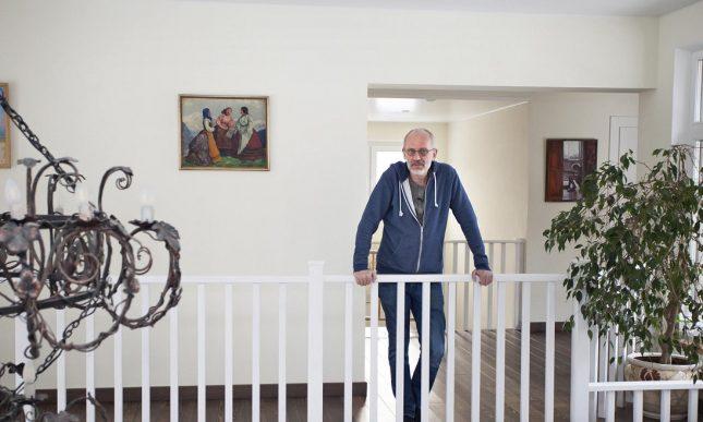 дом Александра Гордона